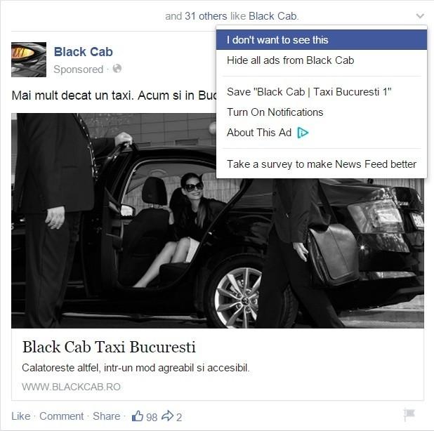 Facebook-Posturi-Promovate