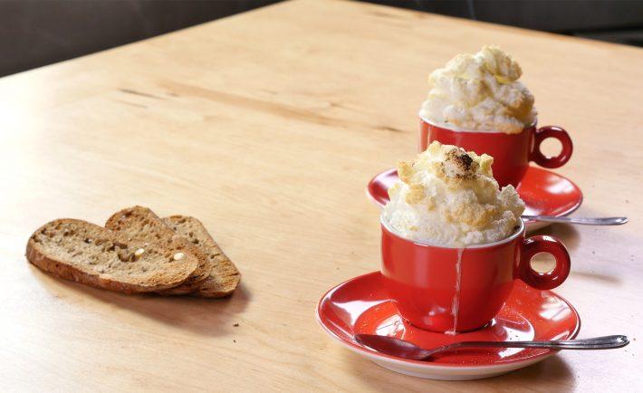 Cappuccino de ou souffle - Y&C