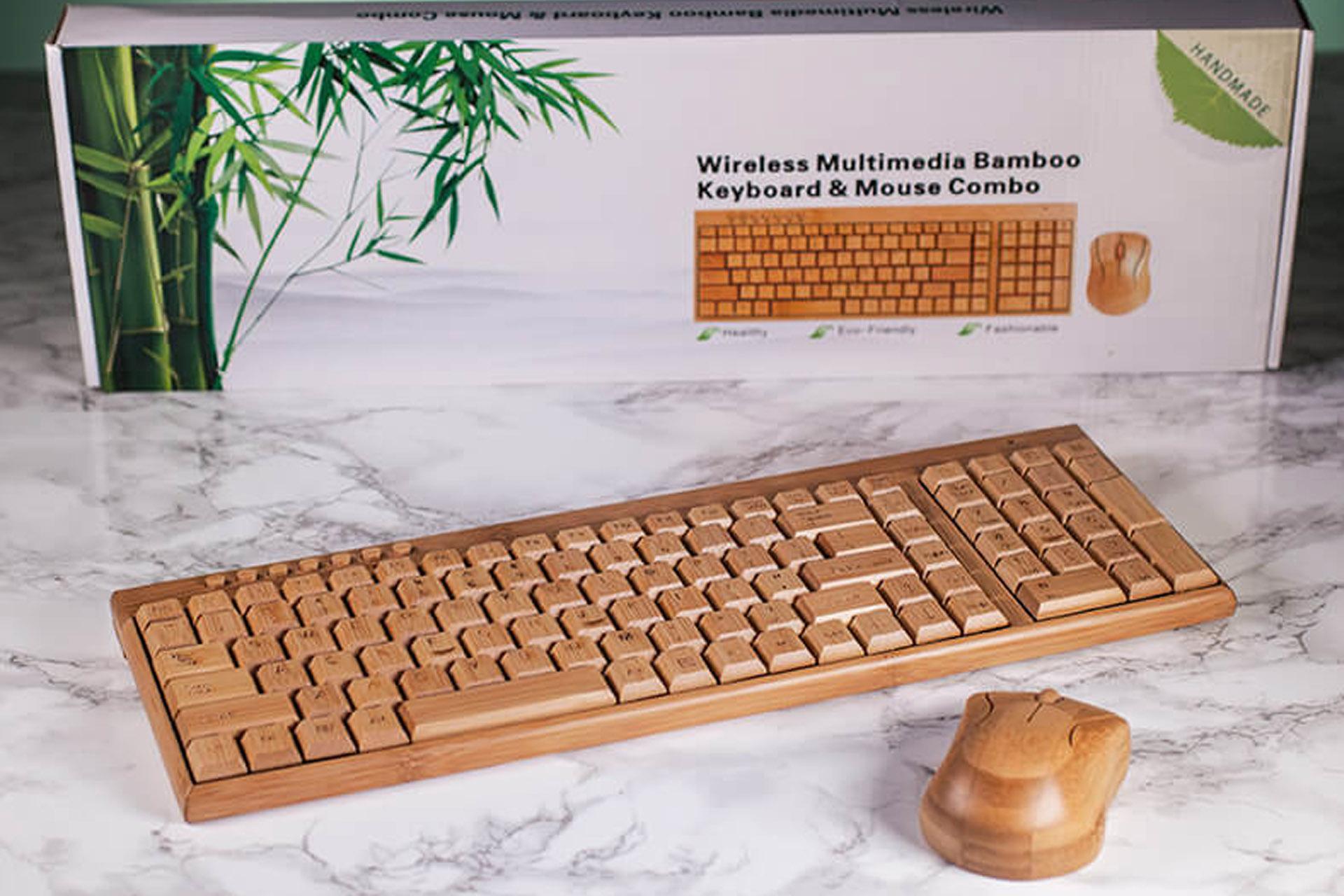wireless_keyboard_mouse_tastatura_bambus_eco_bio_gift_cadou_cavaleria_ro_free