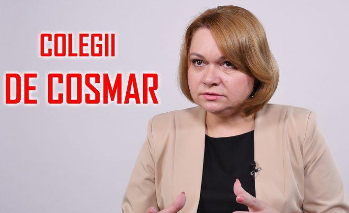 Psiholog Keren Rosner, despre colegii de coşmar