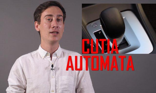 Marian Andrei iti explica transmisiile automate