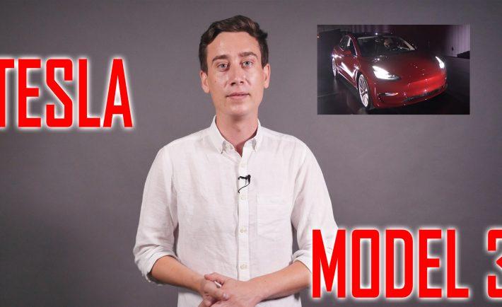 Tesla Model 3 - ce trebuie să știi despre el