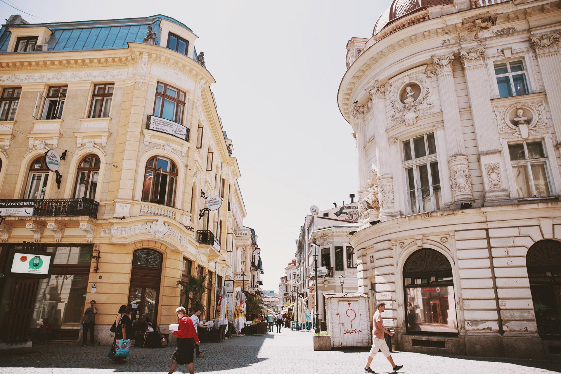 Șapte motive să vizitezi Bucureștiul