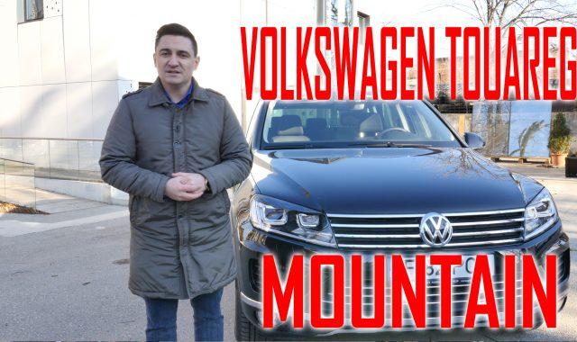 Volkswagen Touareg Mountain