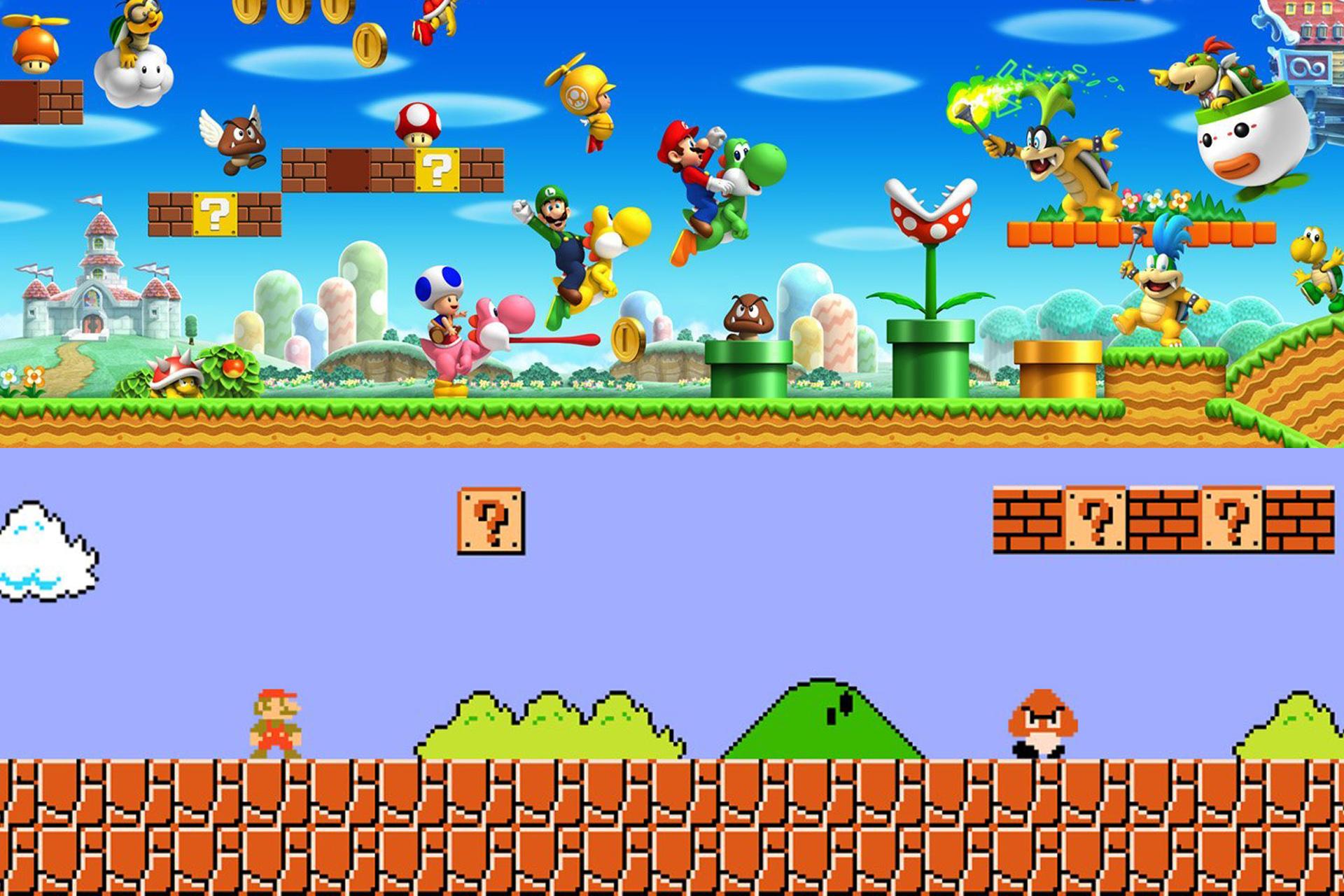 jocuri Mario Bros