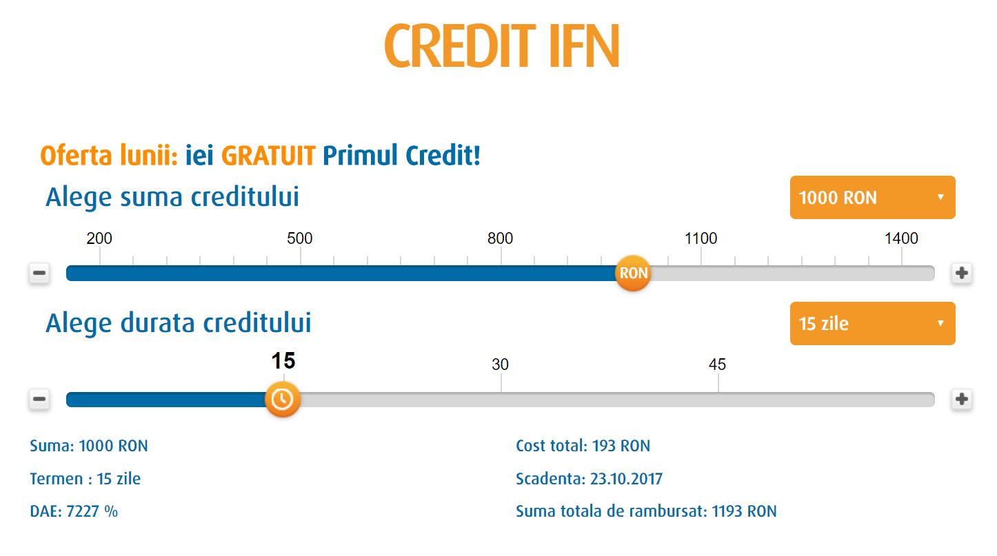 Creditele rapide