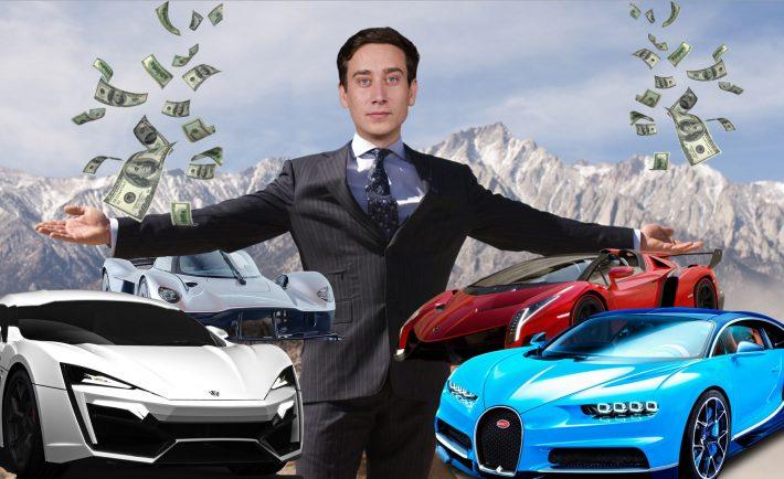 cele mai scumpe mașini