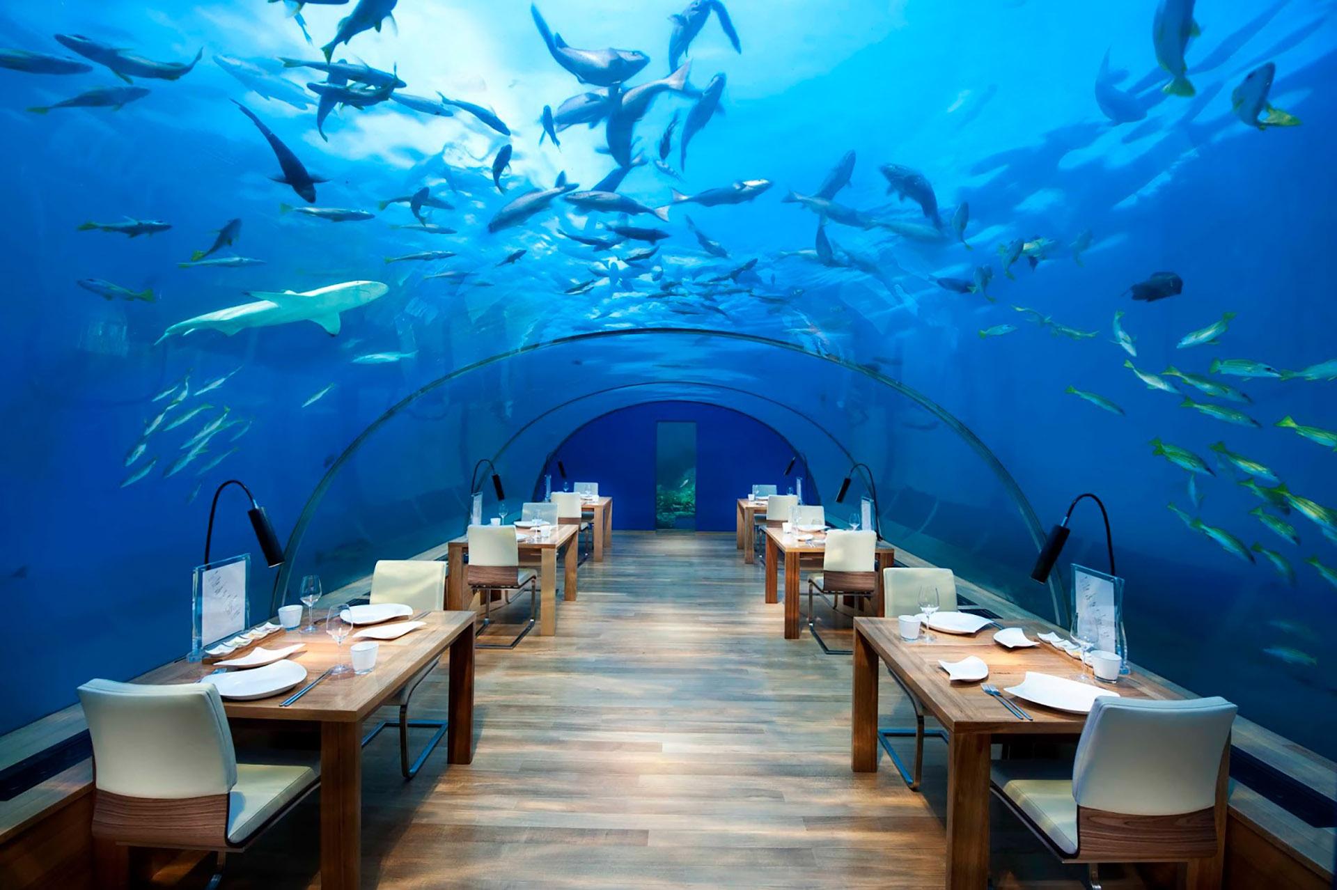 destinații subacvatice