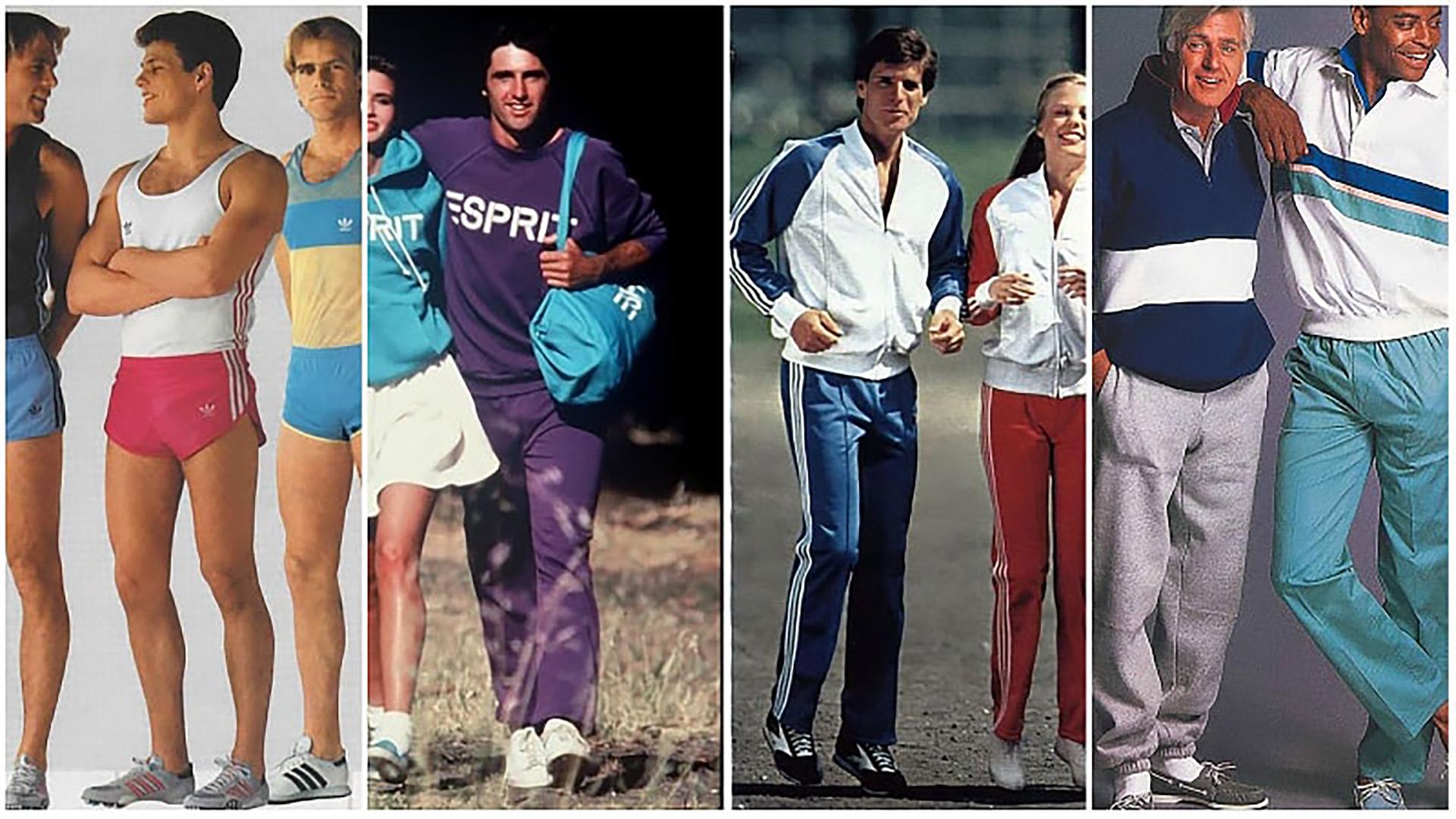 Moda anilor '80