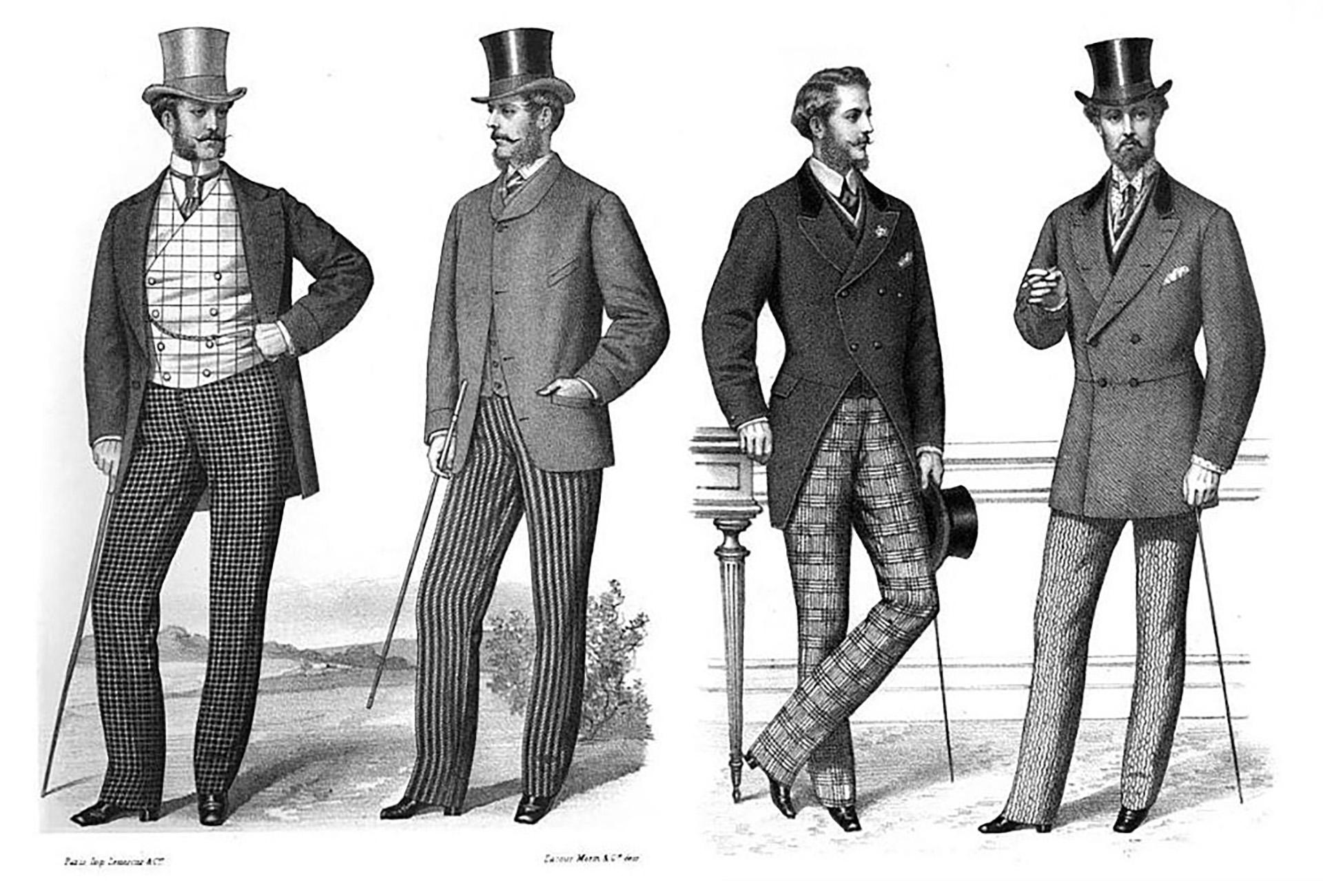 Moda victoriană