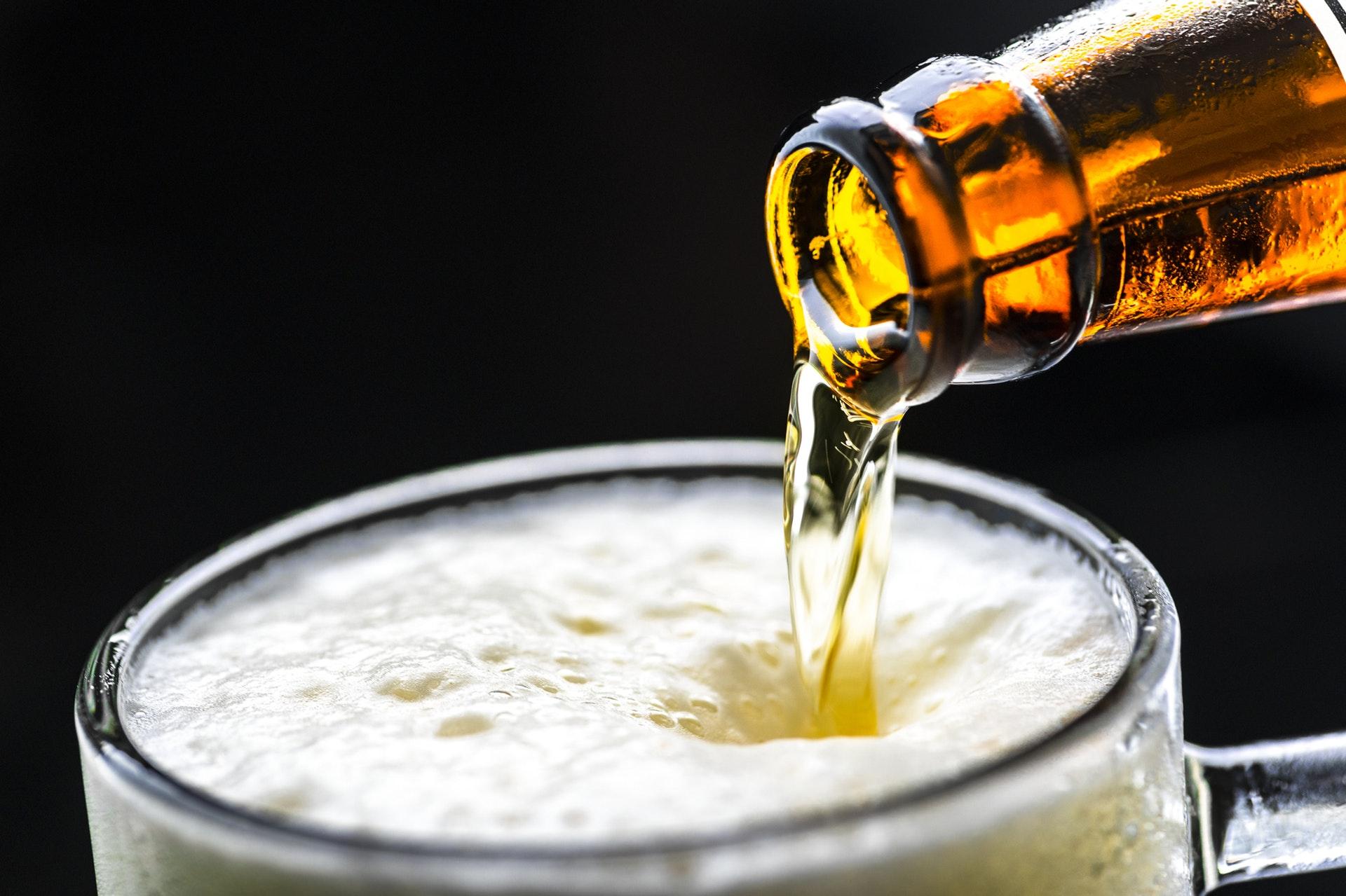 calorii bere