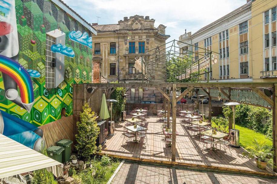 grădini de vară din Cluj