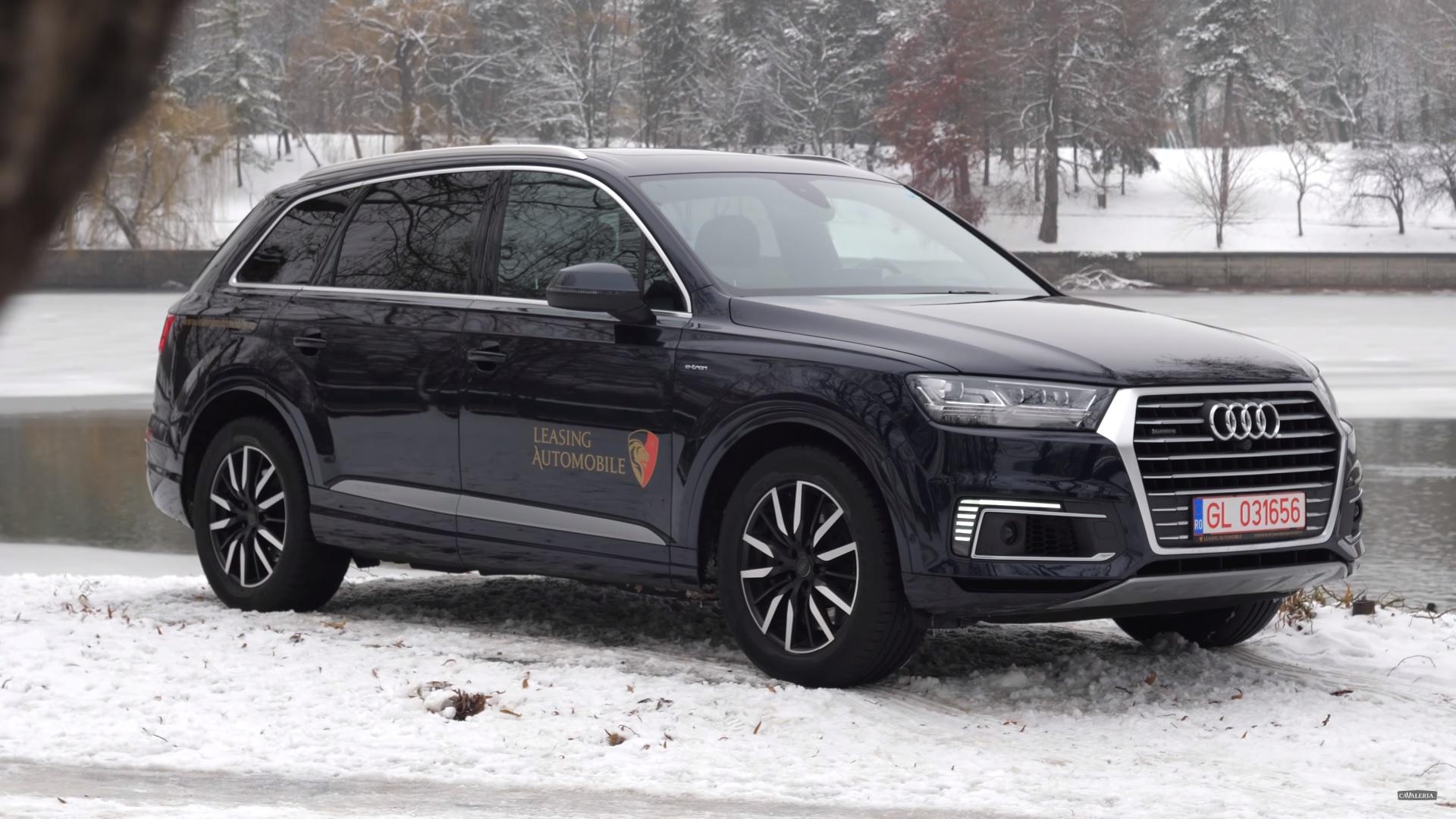 Audi Q7 E-Tron, Preludiu Până La E-tron