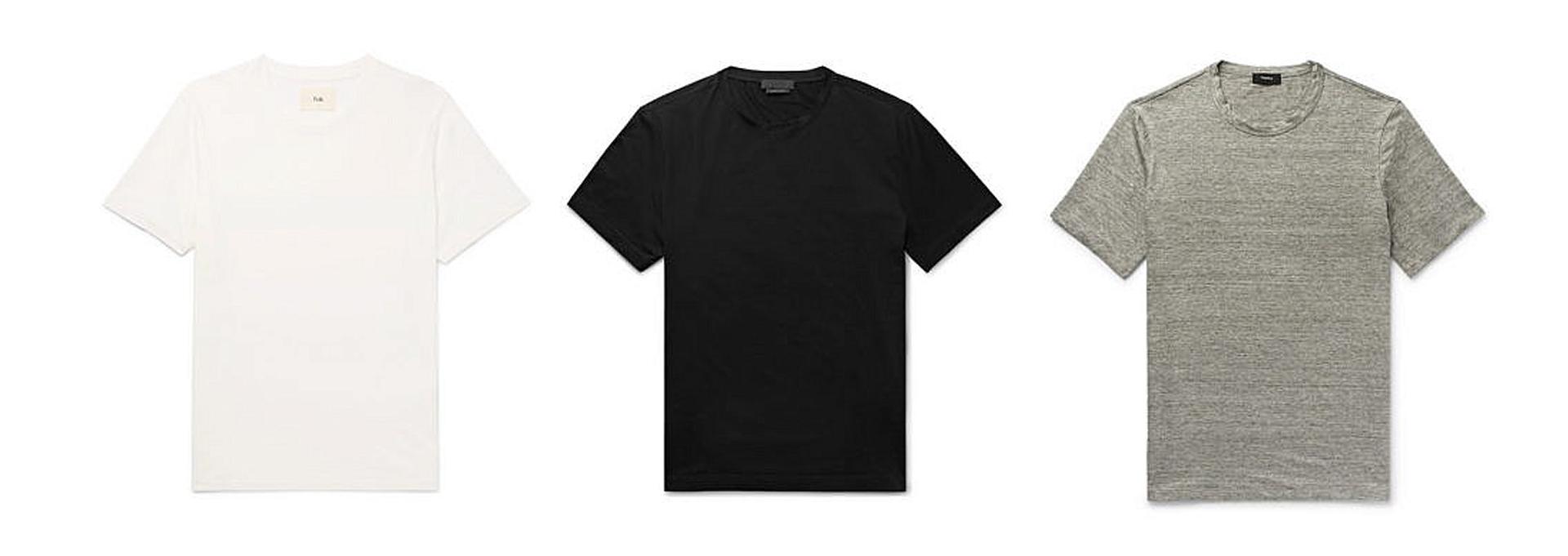 Cinci tipuri de tricouri
