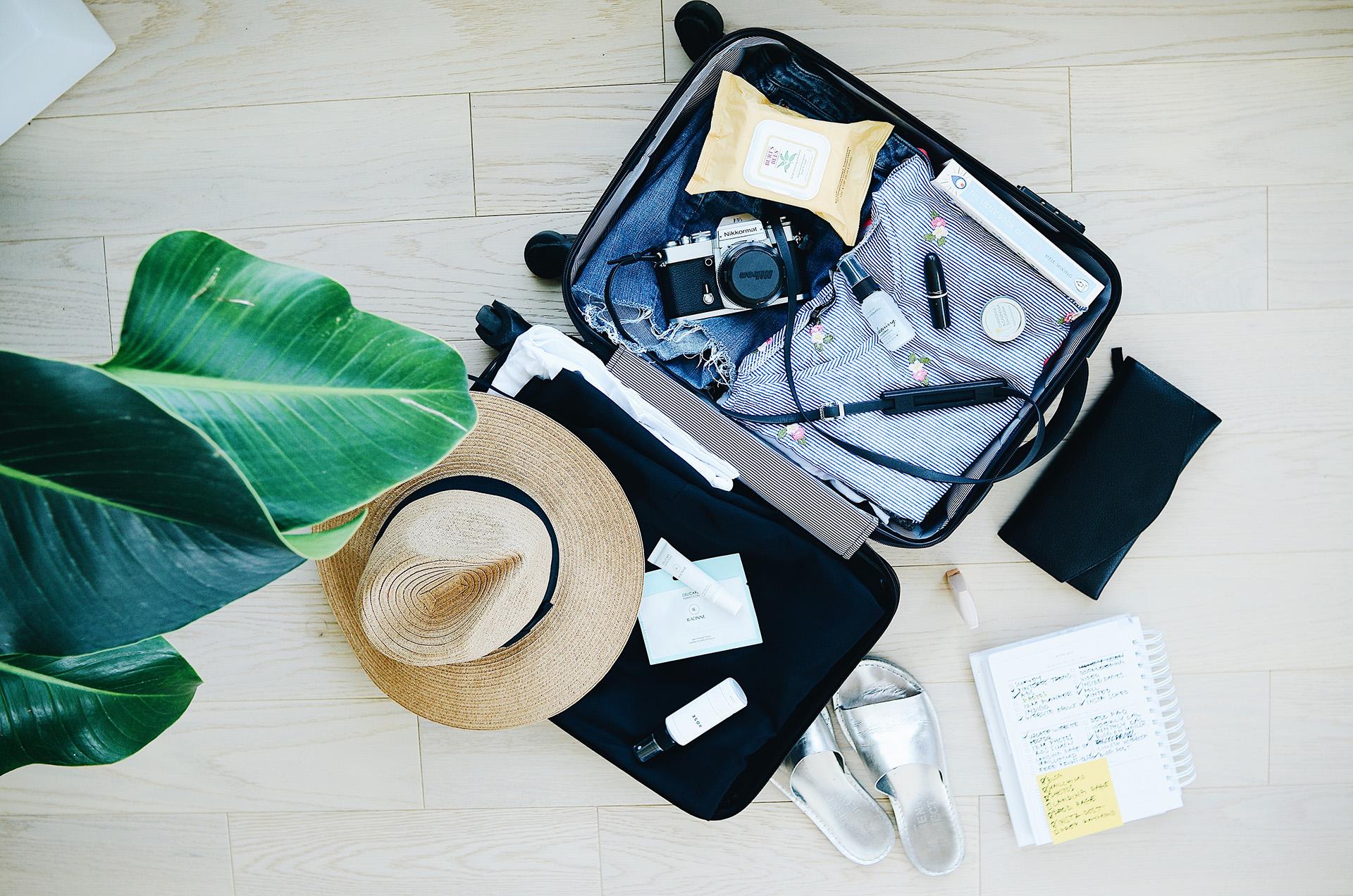 Cum să faci un bagaj eficient